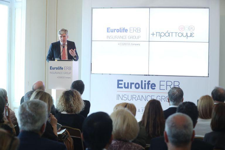 Ασφαλιστικός Όμιλος Eurolife ERB | tovima.gr