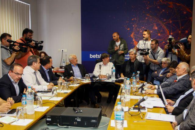 Basket League : Υπέρ της αναδιάρθρωσης η πλειοψηφία των ομάδων | tovima.gr
