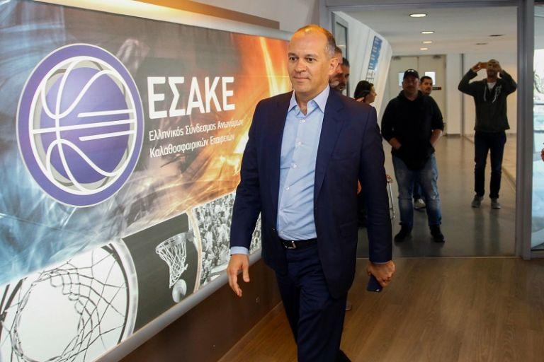 Ολυμπιακός : Στο ΔΣ του ΕΣΑΚΕ και ο Γιώργος Αγγελόπουλος | tovima.gr
