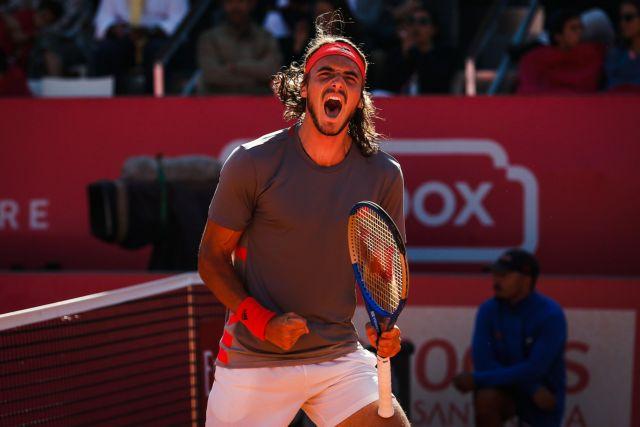 Στα προημιτελικά του Open της Μαδρίτης ο Τσιτσιπάς | tovima.gr