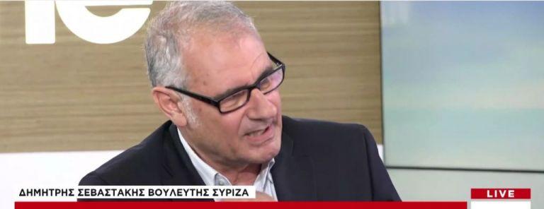 Δ. Σεβαστάκης στο One Channel: Να μην τροφοδοτούμε την απαξίωση προς το πολιτικό σύστημα | tovima.gr