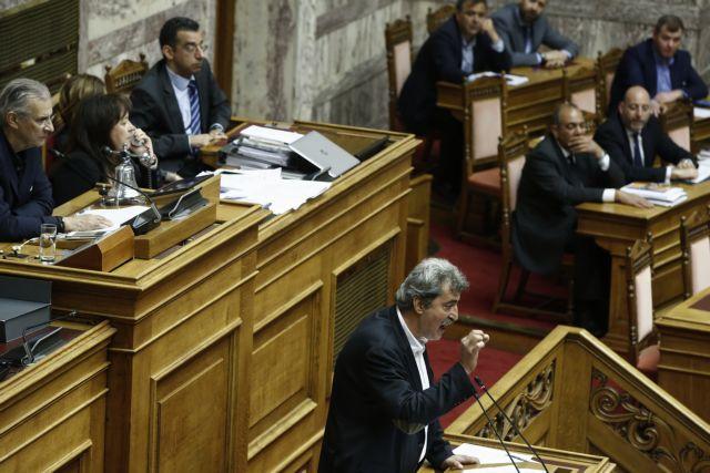 «Φωτιά» στο twitter μετά την ομιλία Πολάκη: «Λεβεντόκοτα Σφακίων» | tovima.gr
