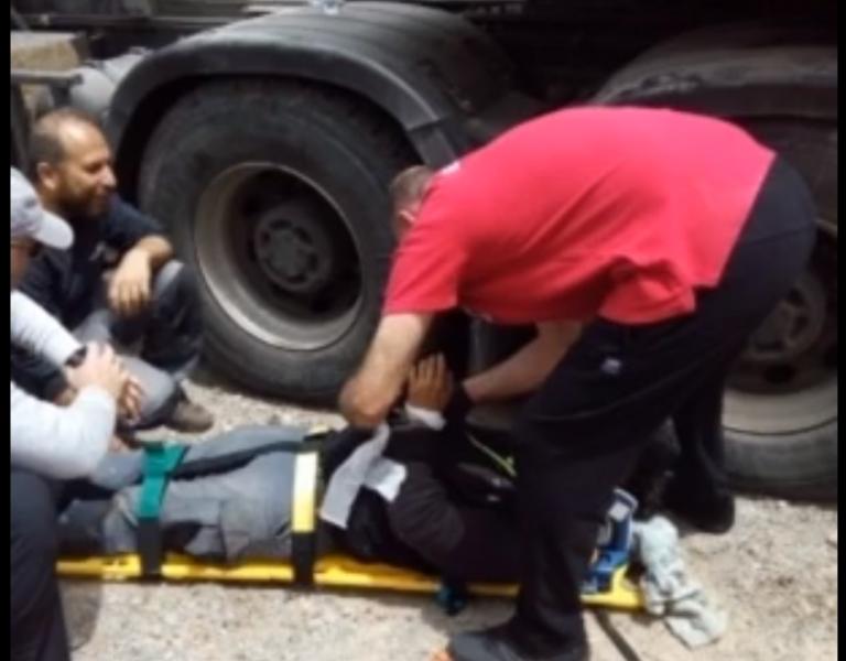 Σοβαρό εργατικό ατύχημα στη Σητεία | tovima.gr
