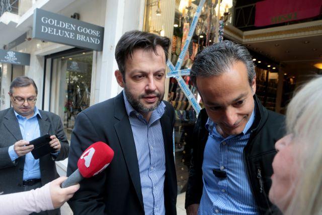 Μπρούλιας: Ο κόμπος έχει φτάσει στο χτένι | tovima.gr