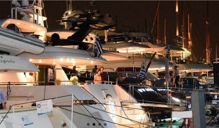Ανοίγει τις πύλες της η έκθεση East Med Yacht Show | tovima.gr
