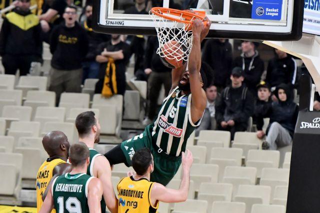 Basket League : Έκλεισαν φιλικό Παναθηναϊκός – ΑΕΚ   tovima.gr