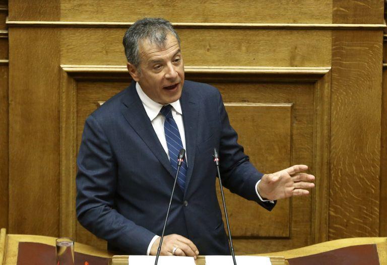 Θεοδωράκης: Είμαστε απέναντι στις τυχοδιωκτικές πρακτικές του ΣΥΡΙΖΑ | tovima.gr