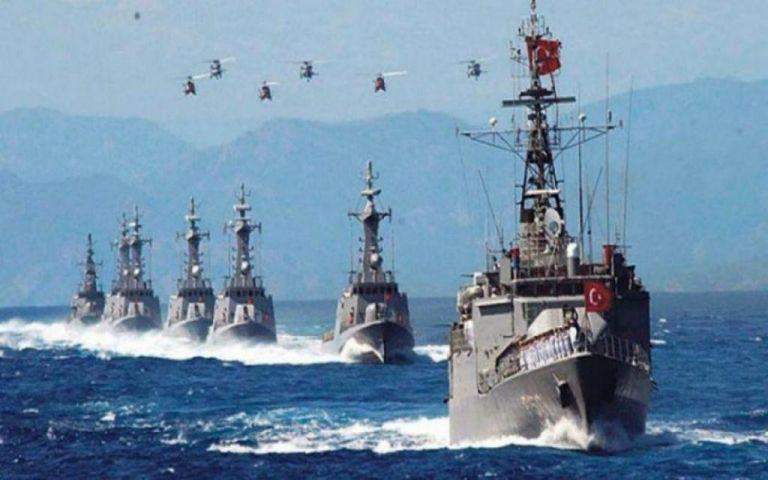 Κλιμακώνει η Τουρκία : Δεσμεύει το Καστελόριζο για άσκηση με πυρά – Κυρώσεις εξετάζει η ΕΕ | tovima.gr
