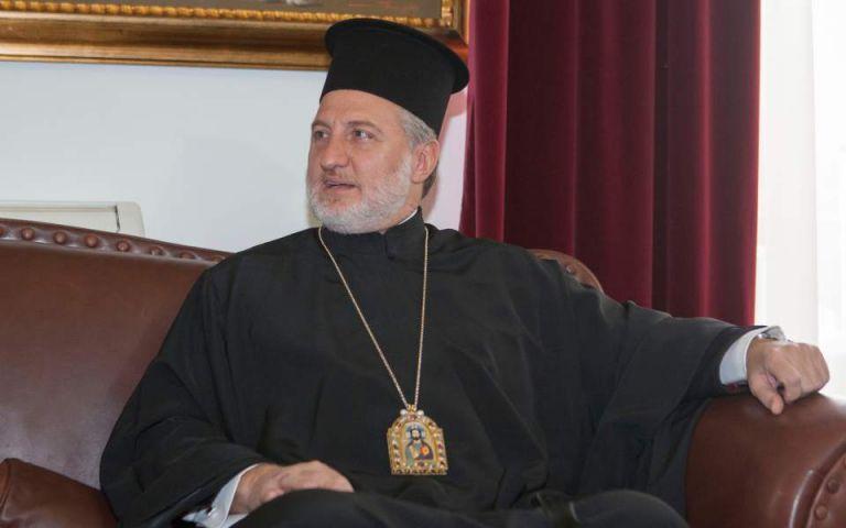 Ο μητροπολίτης Προύσσης κ. Ελπιδοφόρος νέος Αρχιεπίσκοπος Αμερικής   tovima.gr