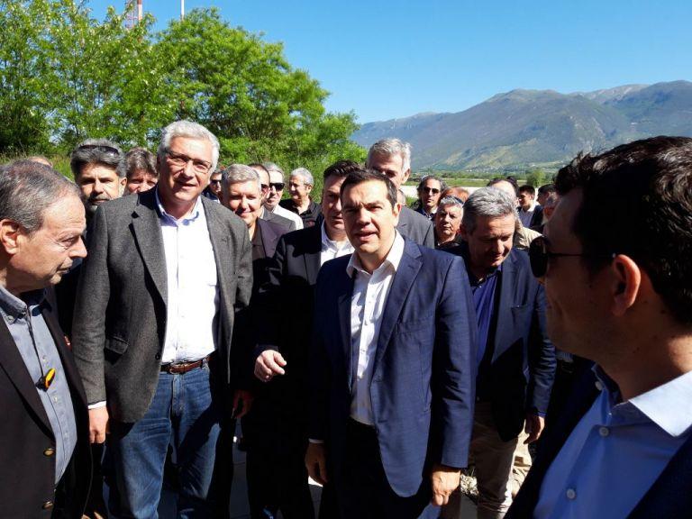 Τσίπρας: Τέλη Ιουνίου η επέκταση του αεροδρομίου των Ιωαννίνων | tovima.gr