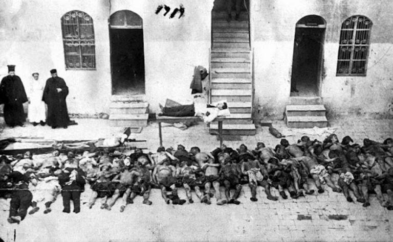 «100 Χρόνια Ανέσπερης Μνήμης» για τη Γενοκτονία των Ποντίων   tovima.gr