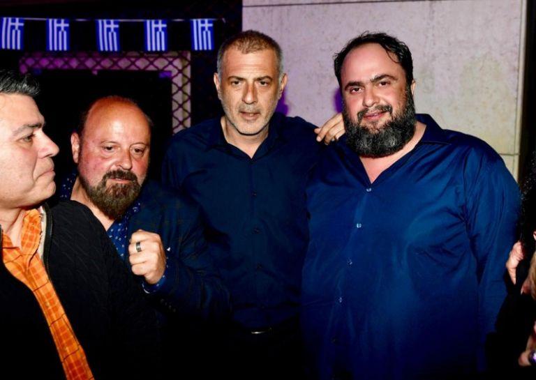 Ο Βαγγέλης Μαρινάκης στο Street Party στην Τρούμπα | tovima.gr