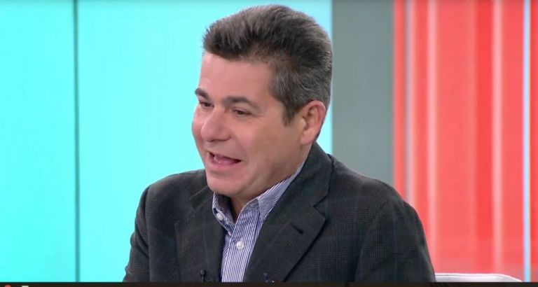 Δ. Νασόπουλος στο One Channel: Μέγα ρουσφέτι η εξαγορά ψήφων των συνταξιούχων | tovima.gr