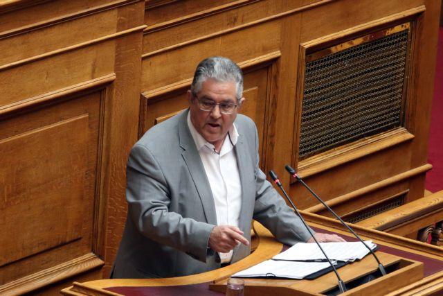 Κουτσούμπας: Με νόμους ΣΥΡΙΖΑ και συμφωνία ΝΔ ανοίγει οδρόμος για 7ημερη εργασία | tovima.gr