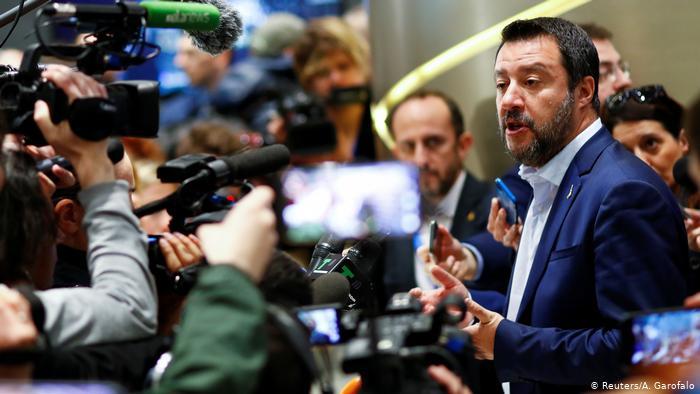 Σαλβίνι: Ευρωεκλογές-δημοψήφισμα μεταξύ ζωής και θανάτου   tovima.gr