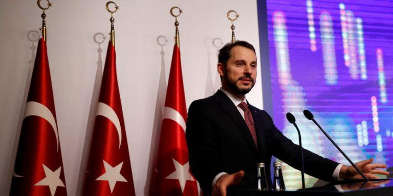 Ο γαμπρός του Ερντογάν απειλεί και με δεύτερο γεωτρύπανο στην Αν. Μεσόγειο | tovima.gr