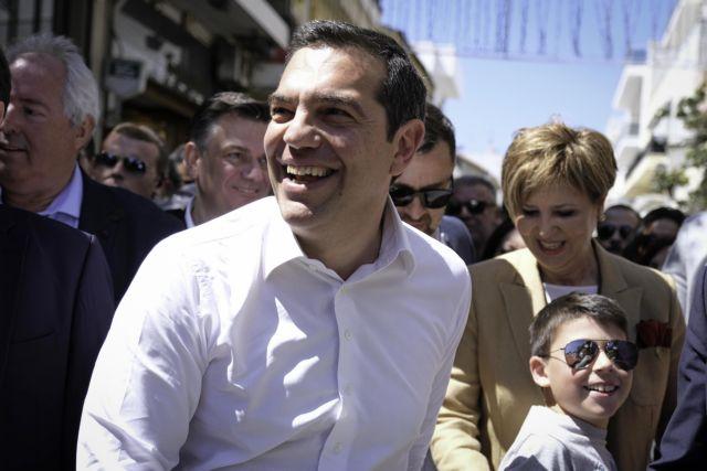 Στο Αιγάλεω μιλάει σήμερα ο πρωθυπουργός Αλέξης Τσίπρας   tovima.gr