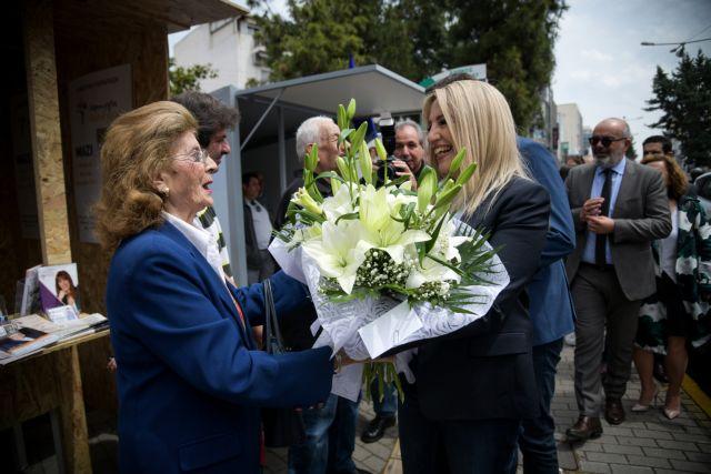 Γεννηματά: Ο Τσίπρας έφτιαξε τη νέα Δεξιά | tovima.gr
