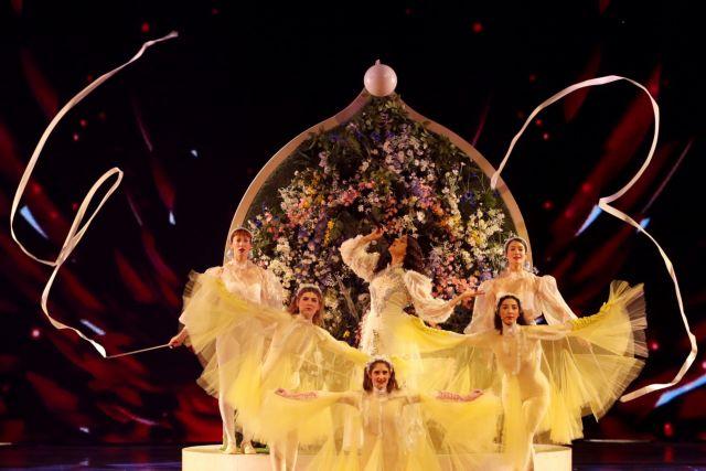 Eurovision : Στον τελικό Ντούσκα και Τάμτα   tovima.gr