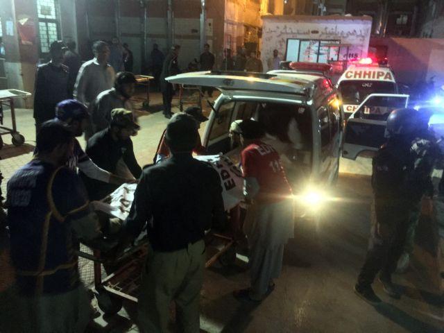 Πακιστάν: Τέσσερις νεκροί και τραυματίες από βομβιστική επίθεση | tovima.gr