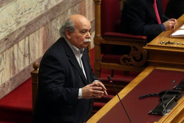 Ανέκρουσε πρύμναν ο Βούτης για «ύποπτη» τροπολογία | tovima.gr