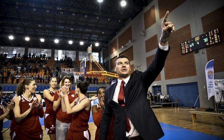Ολυμπιακός : Τι ανέφερε ο Παντελάκης για το ντάμπλ και την Ευρωλίγκα | tovima.gr
