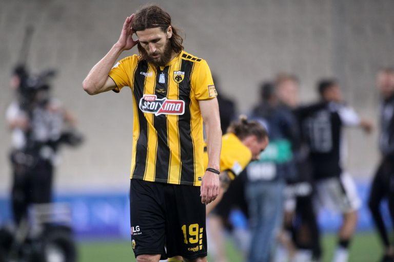 Παραδοχή Τσιγκρίνσκι : «Αποτυχημένη η φετινή σεζόν της ΑΕΚ» | tovima.gr