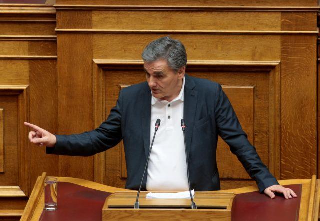 Αιχμή Τσακαλώτου προς Μαξίμου: Σαν Αριστερά θα κατέβουμε στις εκλογές και σαν Αριστερά θα νικήσουμε | tovima.gr