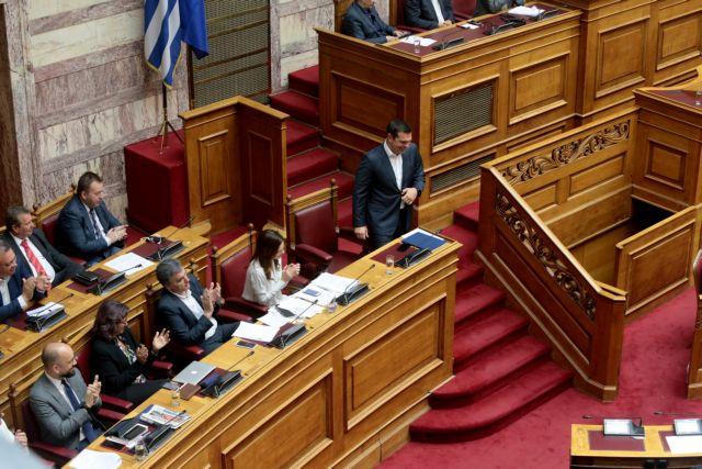 Ο Τσίπρας πλειοδοτεί σε παροχολογία προαναγγέλοντας νέα μέτρα | tovima.gr