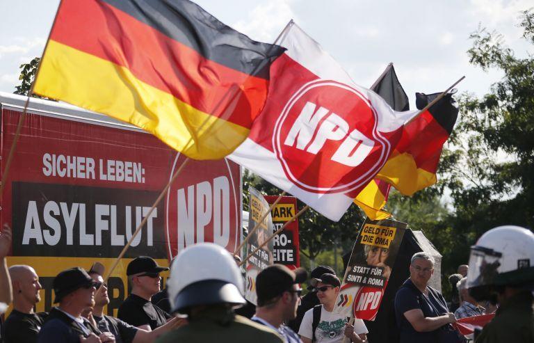 Γερμανία : Αυξήθηκαν κατά 20% οι ξενοφοβικές επιθέσεις | tovima.gr