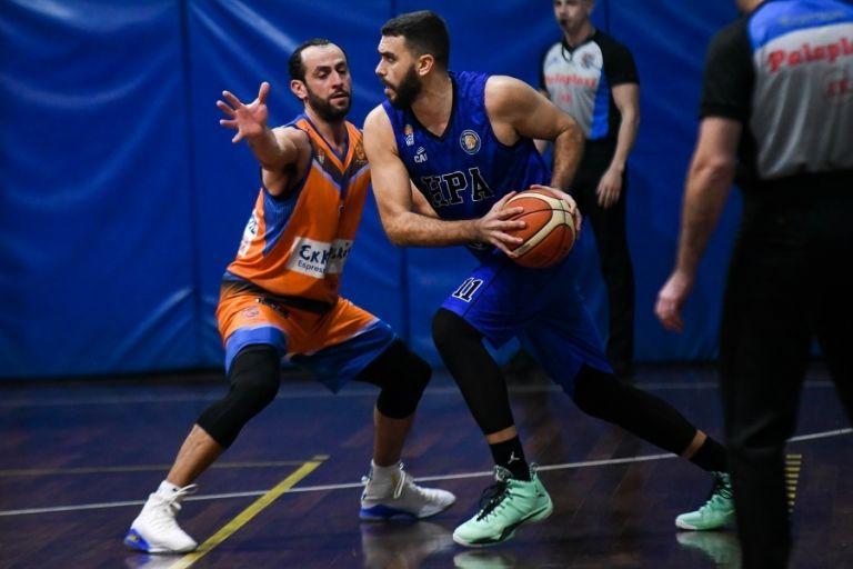 Ένα βήμα μακριά από την Basket League o Ηρακλής | tovima.gr