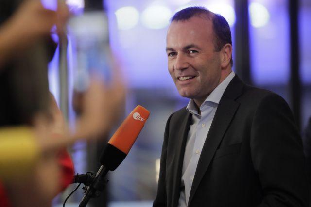 Μανφρεντ Βέμπερ:  Αντίθετος  σε έναν ευρωπαϊκό κατώτατο μισθό | tovima.gr