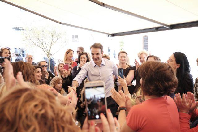 Μητσοτάκης: Εθνική η κάλπη των ευρωεκλογών | tovima.gr