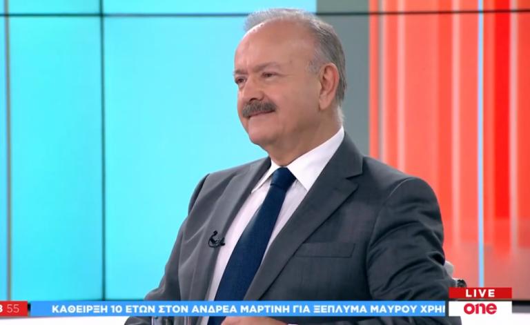 Ο Δ. Σταμάτης στο One Channel: Ο ΣΥΡΙΖΑ έδωσε ψίχουλα και πήρε τα πάντα | tovima.gr