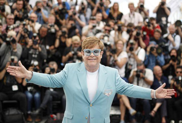 72ο φεστιβάλ Καννών :  Ο Ελτον Τζον ως κινηματογραφικός ήρωας | tovima.gr