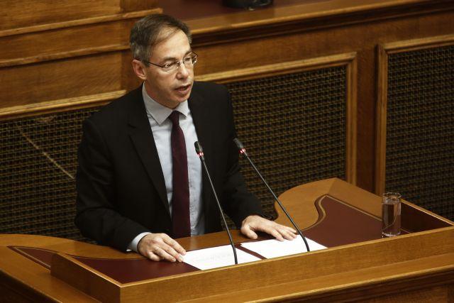 Γιώργος Μαυρωτάς: Εξελέγη Ζ' Αντιπρόεδρος της Βουλής | tovima.gr