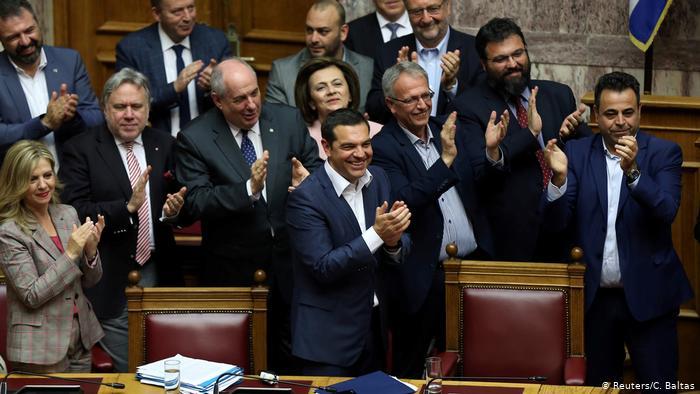 DW: «Καθόλου ενθουσιασμένοι οι πιστωτές» με τα μέτρα Τσίπρα | tovima.gr