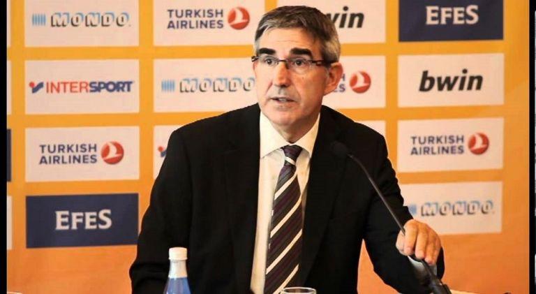 Μπερτομέου : «Η Αθήνα παραμένει υποψήφια για Final 4» | tovima.gr