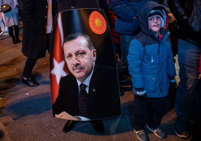 Editorial: Erdogan's provocations, Greece's divisions | tovima.gr