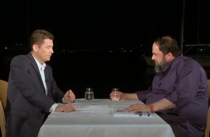 Βαγγέλης Μαρινάκης: Είναι ψεύτης ο Αλέξης Τσίπρας | tovima.gr