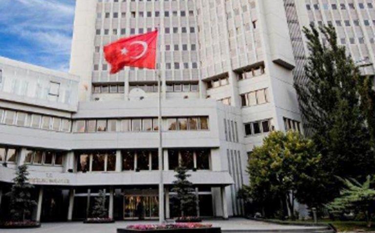 Τουρκία: Νέες προκλητικές δηλώσεις κατά της Ελλάδας – «Ασφαλές καταφύγιο για τρομοκράτες» | tovima.gr