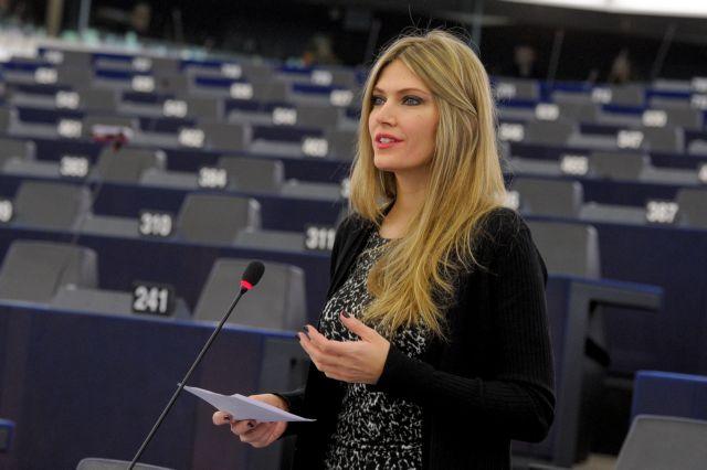 Η Εύα Καϊλή κεντρική ομιλήτρια σε εκδήλωση των PES Activists στη Θεσσαλονίκη | tovima.gr