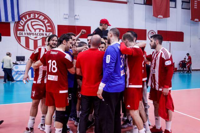Ολυμπιακός – Ζαραβίνας : «Κάναμε το 1-0, η σειρά έχει πολύ δρόμο» | tovima.gr