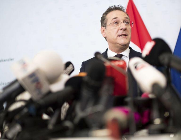 Στράχε: Η πτώση του «κ. Καθαρού» της αυστριακής άκρας δεξιάς | tovima.gr