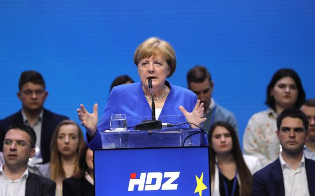Μέρκελ για Στράχε: Να αντισταθούμε σε όσους θέλουν να καταστρέψουν την Ευρώπη | tovima.gr