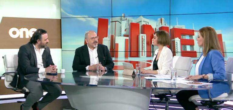 Ξυδάκης στο One Channel: Από την εποχή Παπανδρέου έχουμε να δούμε τόσο μαζικές συγκεντρώσεις | tovima.gr