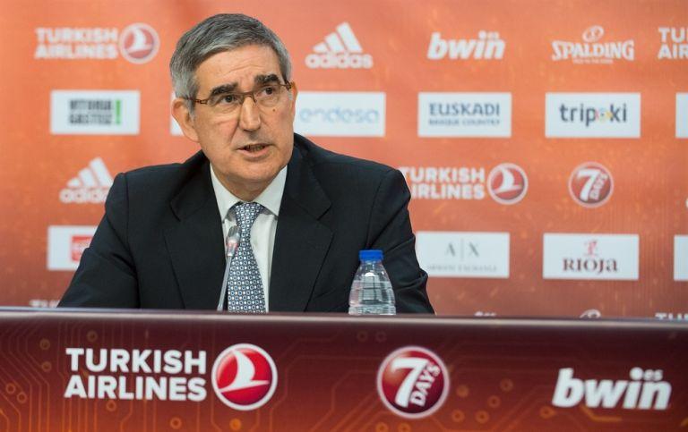 Μπερτομέου : «Δεν υπάρχει κανένας κίνδυνος για Ολυμπιακό στην Ευρωλίγκα» | tovima.gr