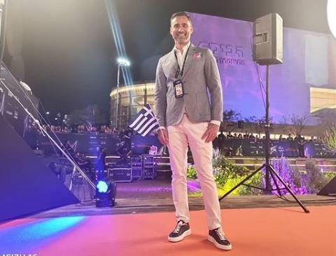 Γιώργος Καπουτζίδης: Απάντησε γιατί δεν ανέφερε το όνομα «Βόρεια Μακεδονία» | tovima.gr