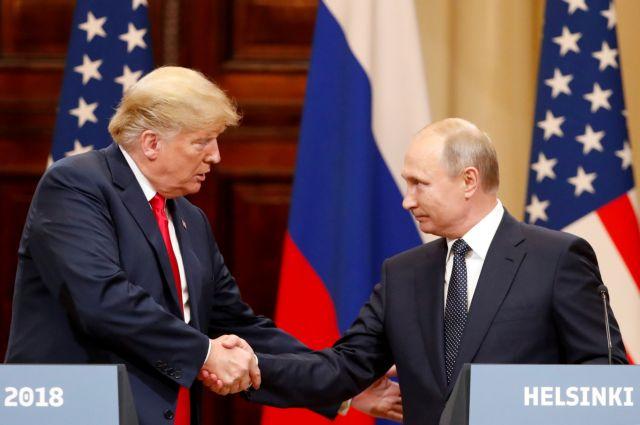 Κρεμλίνο: Δεν έχουμε πρόσκληση για συνάντηση Πούτιν – Τραμπ | tovima.gr