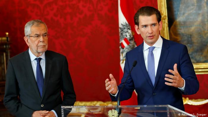 DW: Γερμανικές αντιδράσεις στον πολιτικό σεισμό στην Αυστρία | tovima.gr